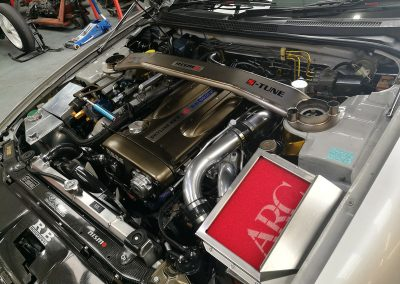 RB Motorsport Client Engine Tune on Nissan Skyline GTR